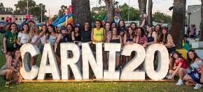 Maccabi Junior Carnival -a resounding success