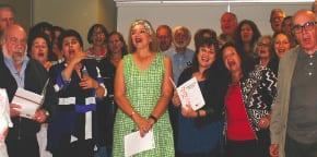 Start spreadin' the news: Sydney choir leaving for New York