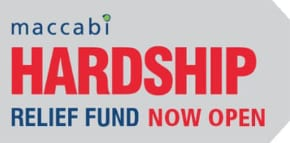 Maccabi Victoria's Hardship Relief Fund