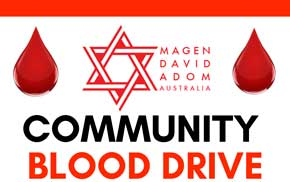 Aug-19   Melbourne:   MDA blood drive