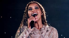 Beyoncé dons Israeli designers' creations for mega visual album