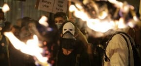 Foreign countries funding legal defence for anti-Netanyahu demonstrators