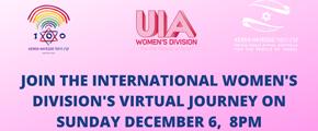 UIA International Women's event