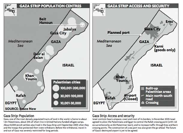 Gazamap
