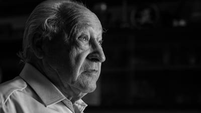 Queensland survivor George Stein    Photo: Perry Trotter