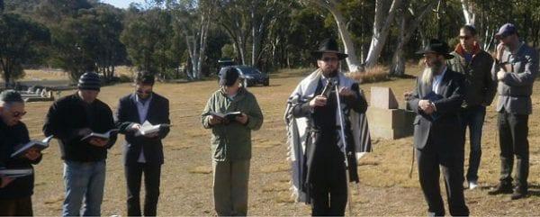 Funeral in Goulburn