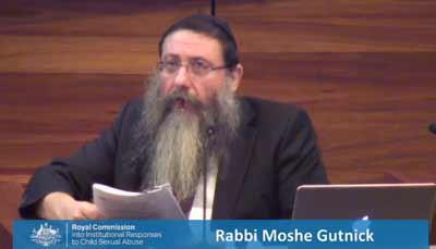 Rabbi Moshe Gutnick
