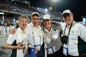 Raie Moss, Mike Aronson, Lisa Borowick and Jeff Houseman - management