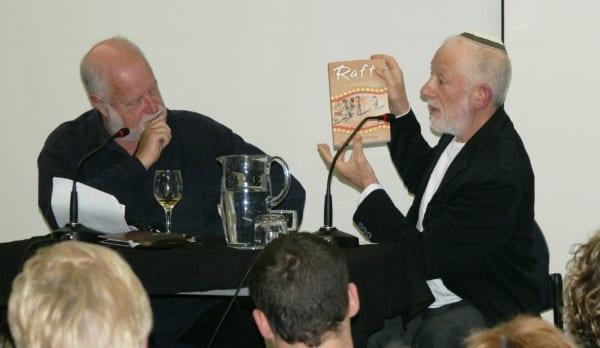 Phillip Adams and Howard Goldenberg discuss 'Raft'