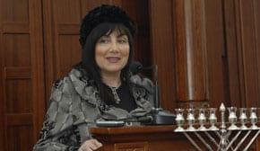 Rebbetzin Pnina Feldman