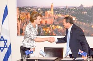 Deal done:  Michaela Cash and Shmuel Ben-Shmuel
