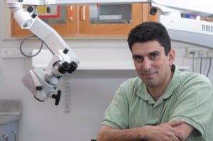 Dr Adi Mirachi  Photo Yoram Ascheim