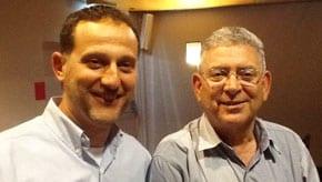 Ari Briggs and Ygal Shapir