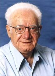 Professor Israel Gutman    Photo: courtesy HYad Vashem