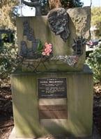 Wallenberg Memorial in Woollahra, Sydney